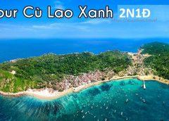 """Trải nghiệm đảo """"Cù Lao Xanh"""" 2021 – Viên Ngọc QUÝ tại Quy Nhơn, 2ngày 1đêm (mã Tour QN21)"""